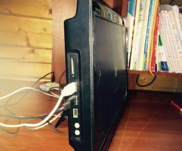 Компьютер моноблок hp compaq 100eu all in one pc. Фото 2.