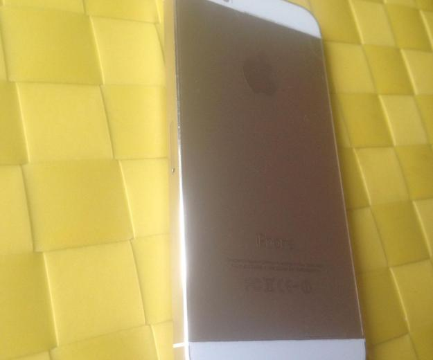 Iphone 5s gold 16gb. Фото 3.