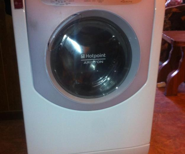 Hotpoint ariston aqsf 105. Фото 1.