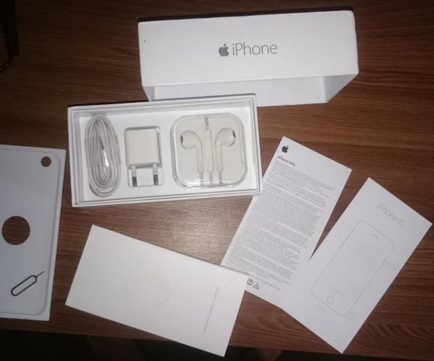Iphone 6 space gray 16 gb. Фото 4.