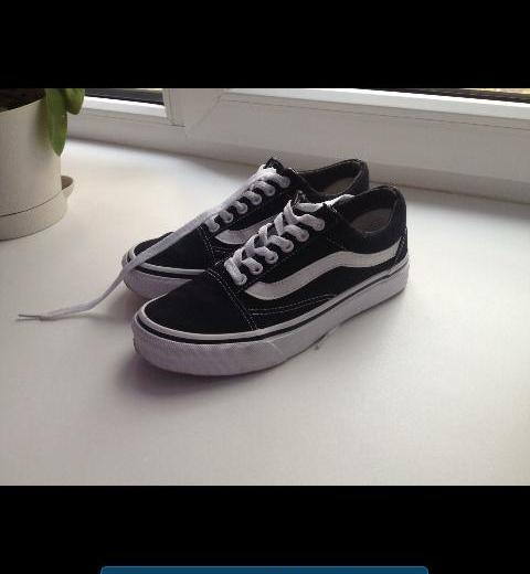 Vans old skool. Фото 1. Уфа.