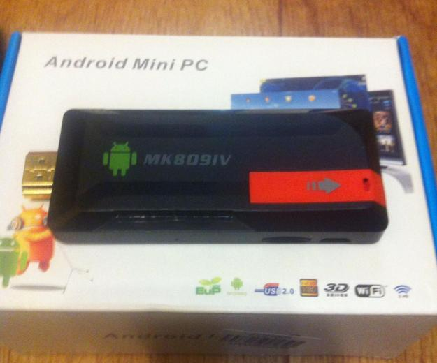 Android tv box. Фото 1. Уфа.