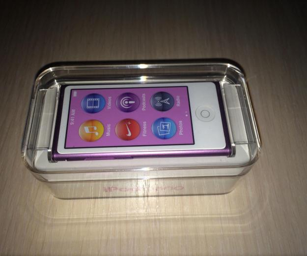 Apple ipod nano 7. Фото 1. Санкт-Петербург.