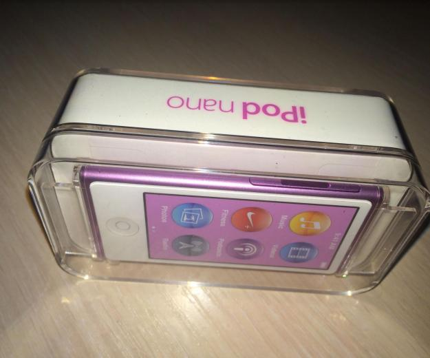 Apple ipod nano 7. Фото 2. Санкт-Петербург.