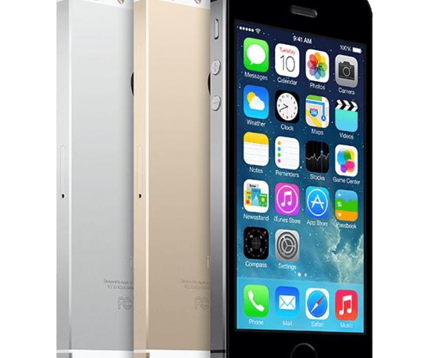 Iphone 5s 16gb space gray, silver, gold. Фото 1. Чебоксары.