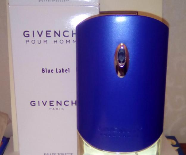Givenchy pour homme 100ml. Фото 1. Москва.