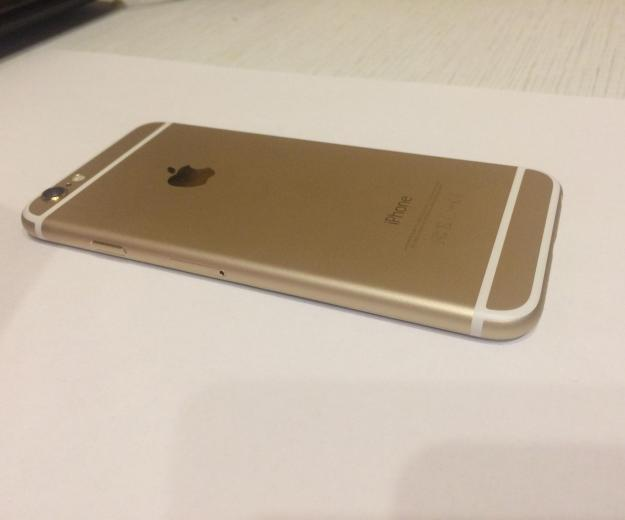 Iphone 6 gold 16gb. Фото 2. Электросталь.
