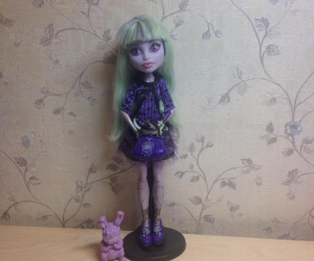 Кукла monster high твайла. Фото 1. Люберцы.