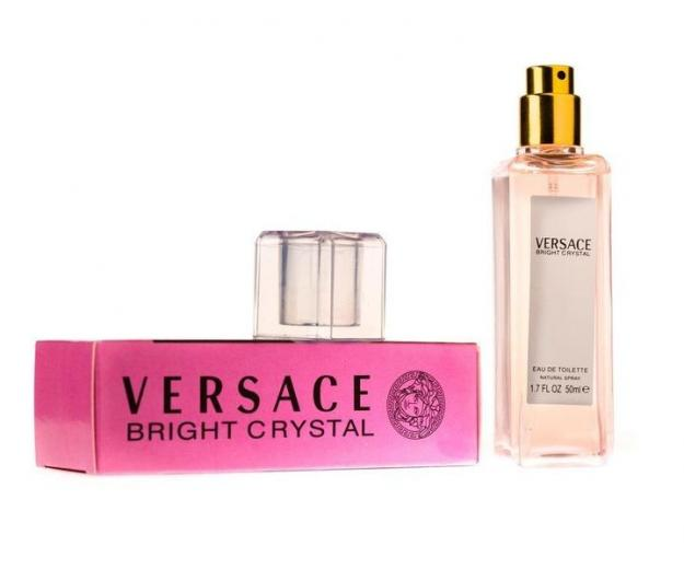 Versace bright crystal eau de toilette 50ml. Фото 1. Павловский Посад.