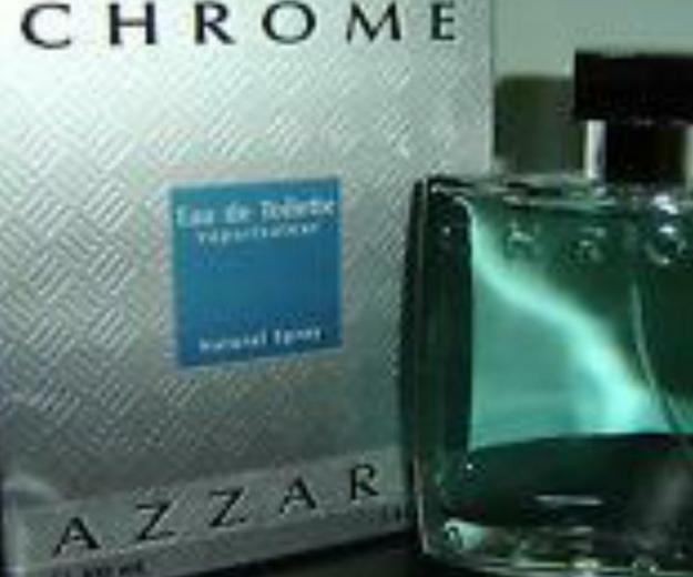 Azzaro chrome (100ml). Фото 1. Москва.