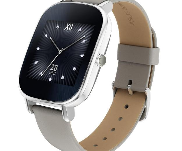 Asus zenwatch 2 wi502q silver. Фото 2. Москва.