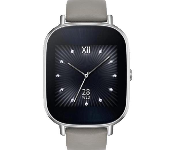Asus zenwatch 2 wi502q silver. Фото 1. Москва.