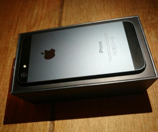 Iphone 5 16 gb black. Фото 4. Сочи.